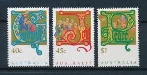 [73480] Australia 1993 Christmas  MNH