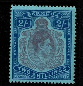 Bermuda SG# 116, Mint Hinged, Hinge/Page Remnant, some gum toning - S5167