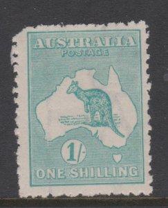 Australia Sc#51b MNH