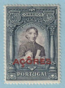 AZORES 282  MINT HINGED OG * NO FAULTS EXTRA FINE !