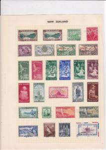 New Zealand Stamps Ref 15096