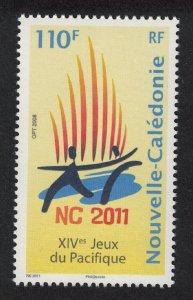 New Caledonia Pacific Games SG#1460 MI#1482 CV£6