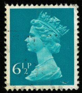 Queen, Great Britain (T-4772)