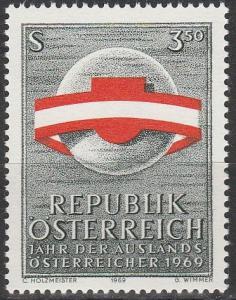 Austria #845 MNH  (S4588)
