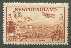 NEWFOUNDLAND C13iii MINT VF NH