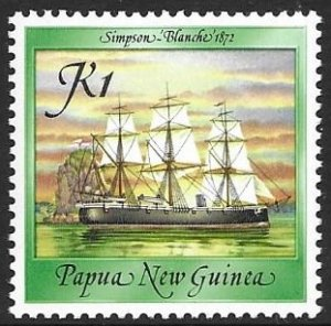 Papua New Guinea    1987   K1  VF NH