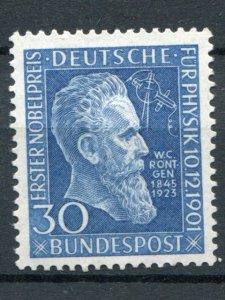 Germany  Roentgen  Mint VF NH - Lakeshore Philatelics