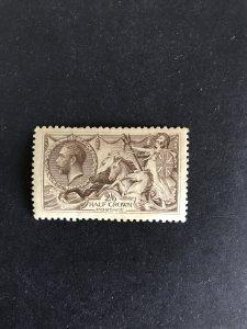 GB 1918/19 KGV 2/6 HV SG414/415 MM