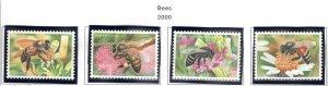 Thailand Scott 1927-1930 MNH** Bee stamp set