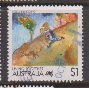 Australia Sc#1078 Used