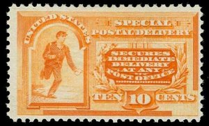 U.S. SPECIAL DELIVERY E3  Mint (ID # 81508)