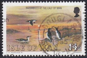 Isle Of Man 1983 SG240 Used