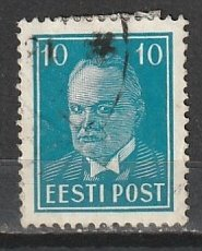 #124 Estonia Used
