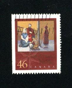 Canada #1873i   -4   used VF 2000 PD