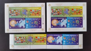 50th anniversary of EUROPA stamps - Bosnia and Herzegovina complete ** MNH