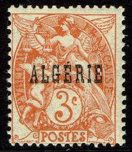 Algeria #3  MNH - 3c Orange (1924)