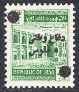 IRAQ SCOTT RA12