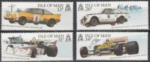 Isle Of Man #359-62 MNH CV $4.75  (S9842)