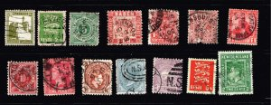 World Stamp Collection Lot #M4