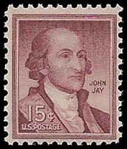 PCBstamps    US #1046 15c John Ray, MNH, (1)