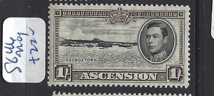 ASCENSION (P0512B) KGVI 1/-   SG 44   MOG