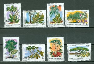 RWANDA 1979 TREES  #915-22 ...SET MNH...$6.90
