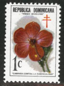 Dominican Republic Scott RA60 MH* 1973 Postal tax stamp