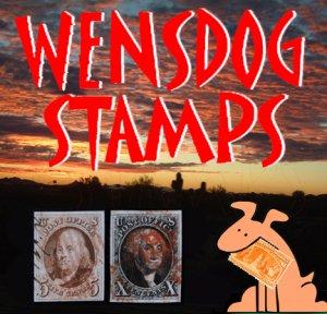 WENSDOG STAMPS