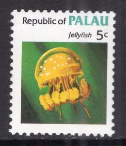 Palau 11 Jellyfish MNH VF