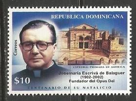 Dominican Republic 1386 MNH JB