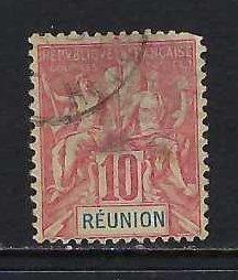 FRANCE REUNION 40 VFU Z403
