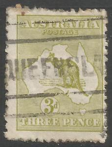 AUSTRALIA 47 VFU I197-1