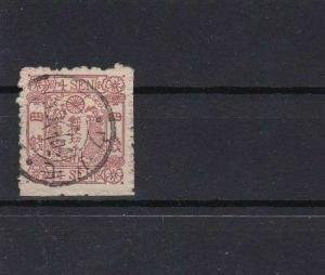 JAPAN 1872 STAMP 4 SEN  REF  6588