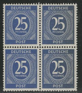 Germany AM Post Scott # 545, mint nh, b/4