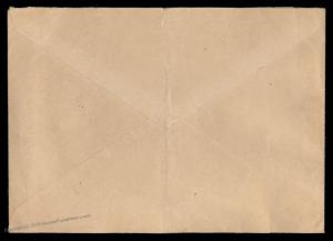 3rd Reich Germany Concentration Camp KL Oranienburg 1940 Waffen SS Feldpos 85585