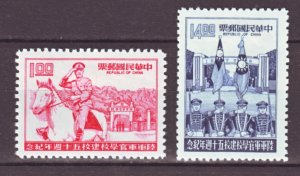 J22236 Jlstamps 1974 rep china set mh #1863-4 military