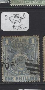 VICTORIA  (P2607B)  1/-     SG 256D   VFU