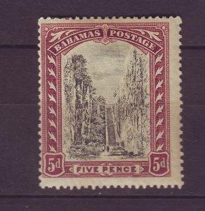 J24090 JLstamps 1921-34 bahamas mh #78 wmk 4