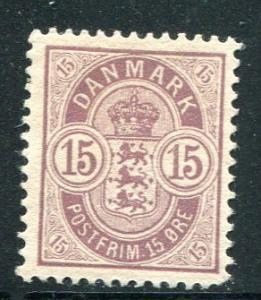 Denmark #54 mint - Make Me An Offer