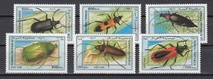 Somali Rep., 1998 Cinderella issue. Insects as Beetles issue.