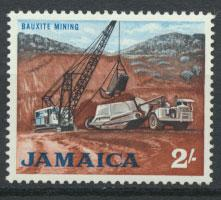 Jamaica  SG 228   - Mint Hinged    -  see scan and details
