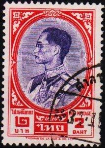 Thailand. 1961 2b S.G.432 Fine Used