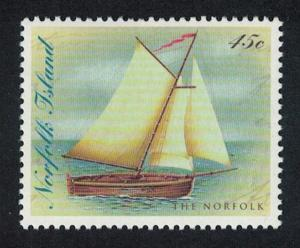 Norfolk Circumnavigation of Tasmania SG#683 SC#663