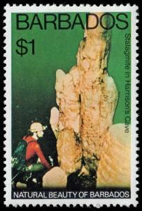 Barbados - Scott 458 - Mint-Hinged