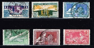 FRANCE STAMP USED STAMP COLLECTION LOT #2