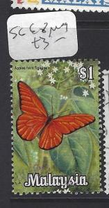 MALAYSIA (P3008B)  SG  68  MOG