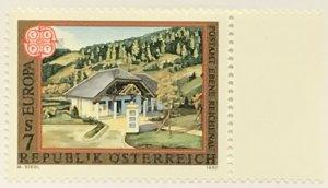 Austria #1503 MNH CV$2.25 Europa CEPT