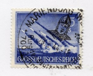 Germany 1943 Early Issue Fine Used 25pf. NW-100718