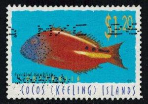 Cocos Islands Scott 314 Used.