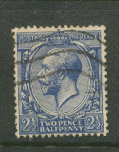 Great Britain GV  SG 372 FU